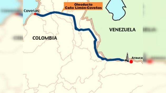 Las FARC sabotean con explosivos el principal oleoducto de Colombia