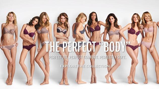 'El Cuerpo Perfecto': Victoria's Secret genera indignación con su nueva campaña
