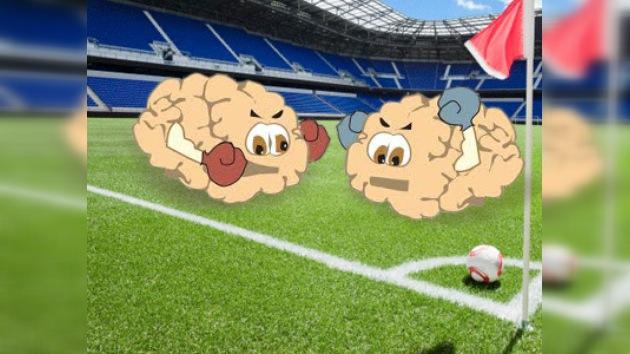 El fútbol, aunque no lo crea, es un duelo de intelectos