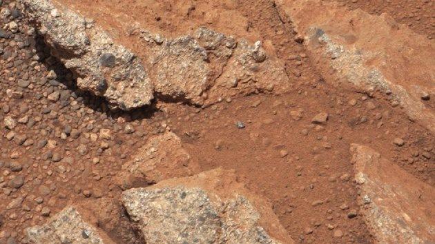 'Curiosity' encuentra indicios de agua en Marte