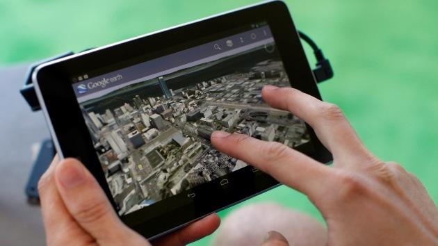 Nuevo servicio de atlas digital de Google permite observar los cambios de la Tierra