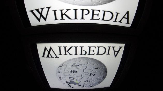 'Fuga de cerebros' en Wikipedia