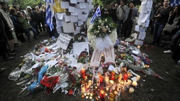 El suicidio se hace clásico en Grecia