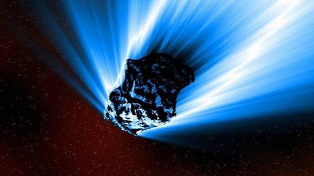 Gigantesco asteroide se acerca a la Tierra más rápido que una bala de rifle