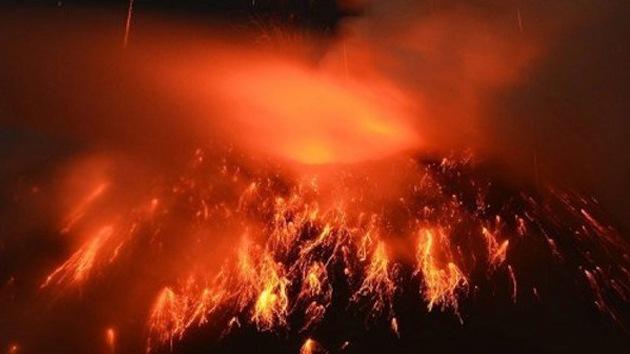 Gigantescos volcanes exterminaron a la mitad de las especies de la Tierra