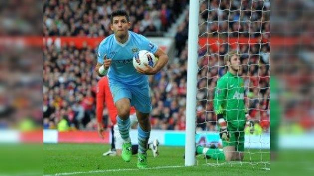 El Manchester City humilla al United en el 'Teatro de los Sueños'