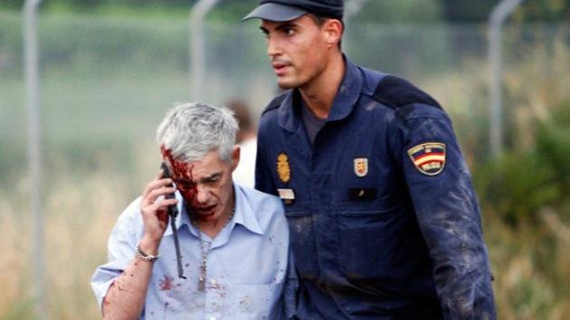 Difunden la conversación completa del maquinista del Alvia siniestrado en España