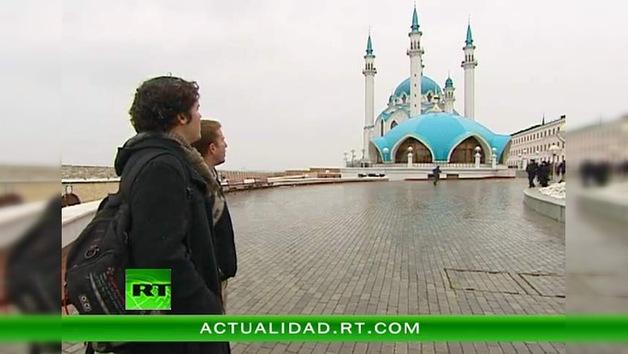 DESCUBRIENDO RUSIA: KAZÁN
