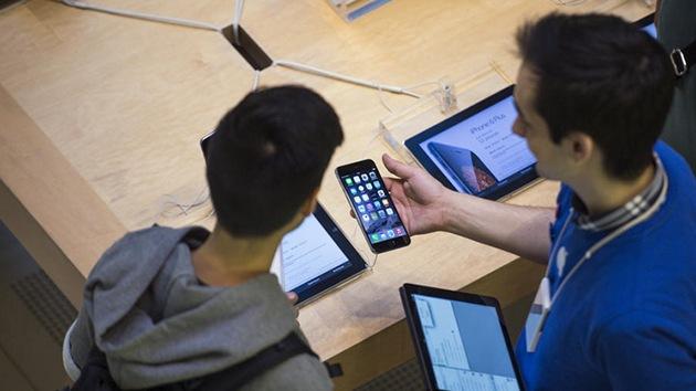 Apple activa el 'botón de la muerte' en su sistema operativo iOS8