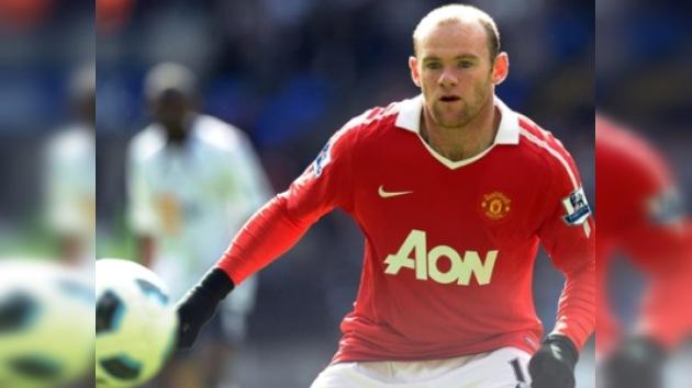 Wayne Rooney renueva por cinco temporadas con el Manchester United