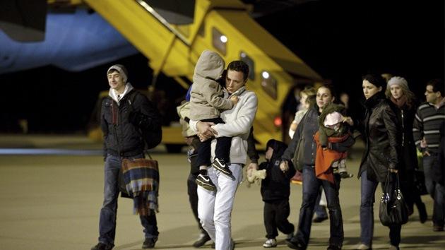 Rusia necesita un importante flujo de inmigrantes por la disminución de su población
