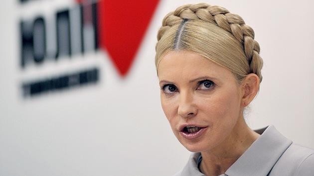 Alemania a Timoshenko: hay que cuidar el lenguaje y no fantasear sobre la violencia