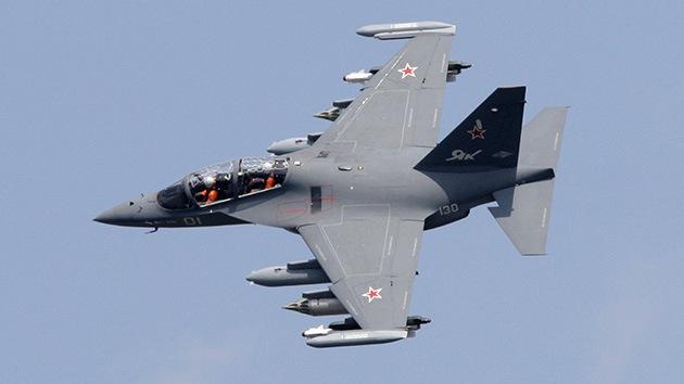 Rusia desarrolla un avión de ataque en base al entrenador Yak-130