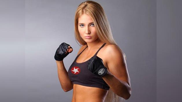 La boxeadora más bella de Rusia, lista para su debut en el ring profesional