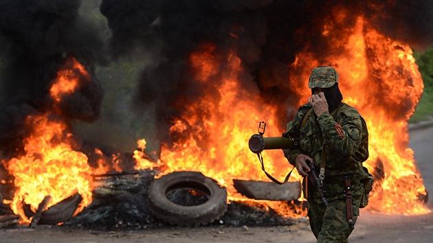 """Exconsejero de Reagan: """"Los estadounidenses no quieren una guerra en Ucrania"""""""