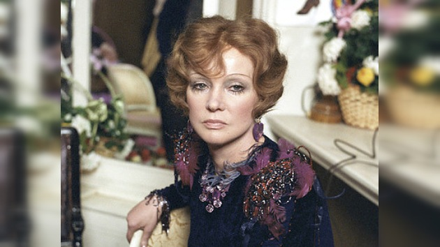Fallece la leyenda del cine ruso Liudmila Gúrchenko