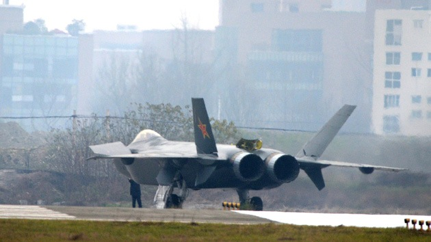 La fuerzas aéreas de China se renuevan como nunca