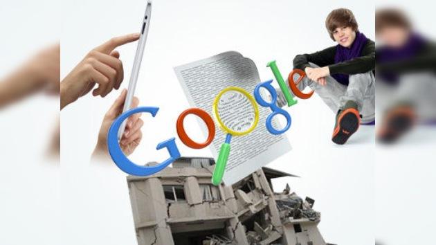 Justin Bieber, iPad y los terremotos: lo más buscado de Google en 2010
