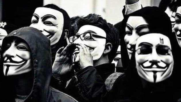 'Millón de Máscaras': Anonymous anuncia una marcha sin precedentes contra la tiranía