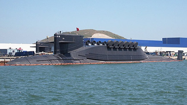 China podría desplegar este año submarinos con misiles que alcanzan a Alaska o Hawái