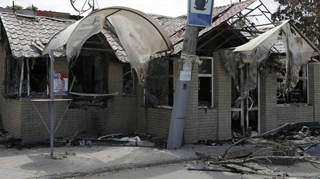"""Ucrania: """"El Ejército continuará la ofensiva hasta que se restaure la estabilidad"""""""