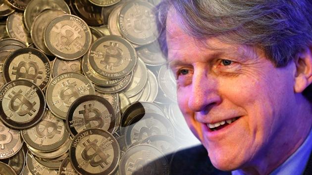 """Nobel de Economía: """"El bitcóin es una burbuja y supone el retorno a la Edad Media"""""""