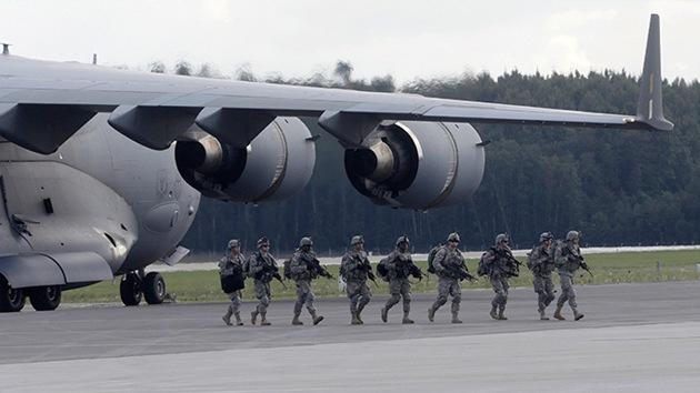 Fotos: La OTAN realiza amplios ejercicios militares en Letonia