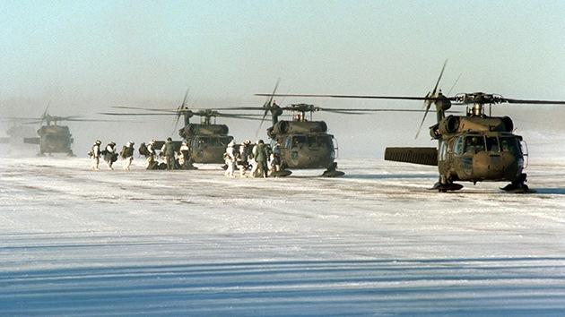EE.UU. entrenó a habitantes de Alaska como espías contra la URSS