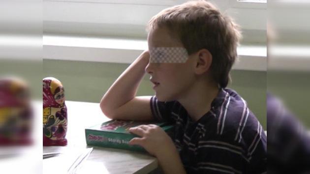 Adoptado y luego devuelto, la historia del niño ruso indigna a EE. UU.