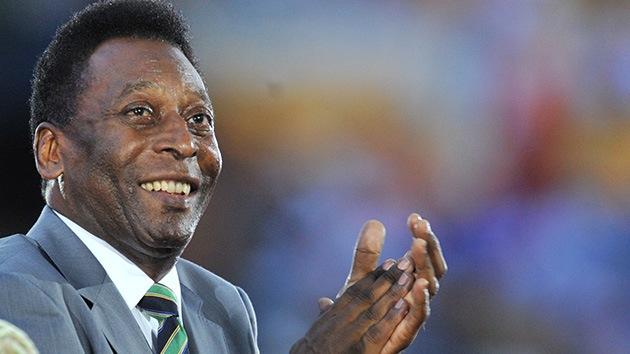 Pelé: 'Brasil de 1970 y la España de hoy no se pueden comparar'
