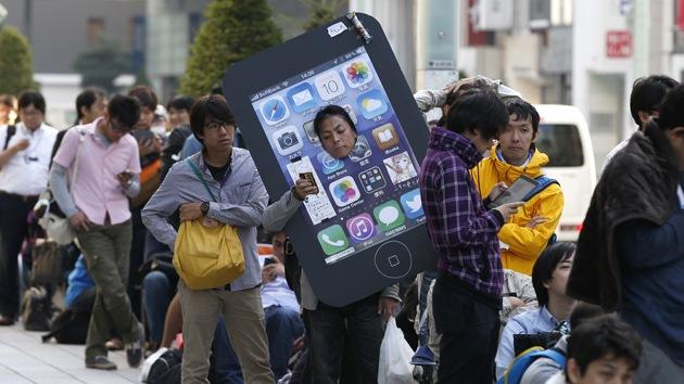 Apple puede extraer los datos personales de los usuarios de iPhone