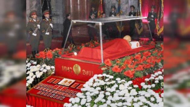 Corea del Norte despide a Kim Jong-il