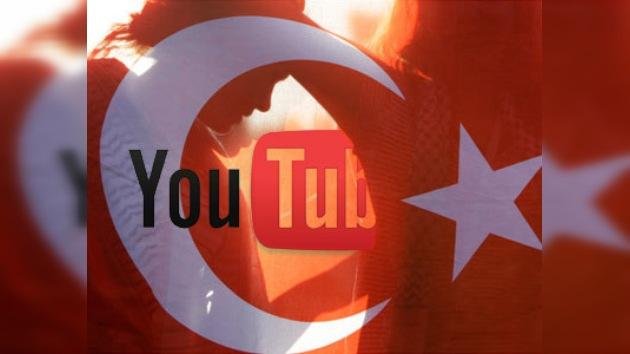 Turquía retira el veto a YouTube