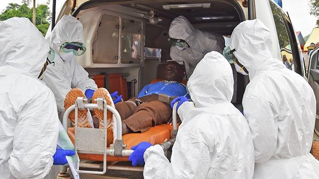 OMS: El número de casos de ébola no representa la escala real del brote
