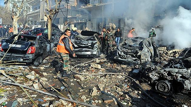 Damasco: París apoya a grupos terroristas que operan en Siria