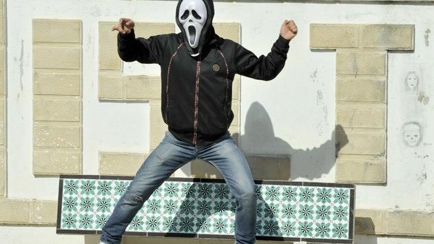 Video: Salafistas tunecinos no logran impedir el Harlem Shake en institutos