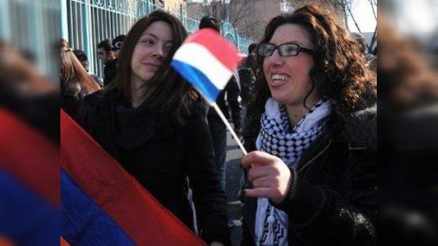 El Consejo Constitucional francés anula la ley que castiga negación del genocidio armenio