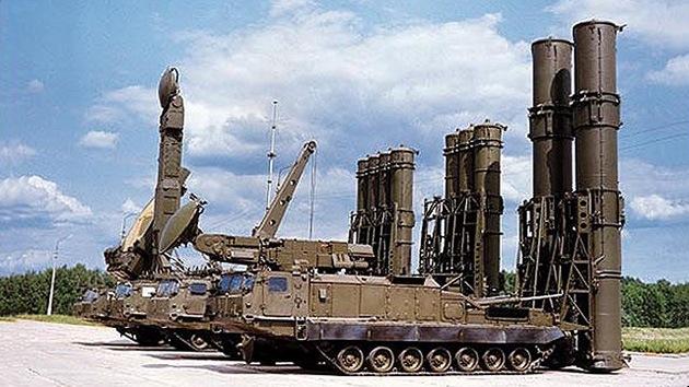 Irán está dispuesto a negociar con Rusia el suministro de sistemas de misiles