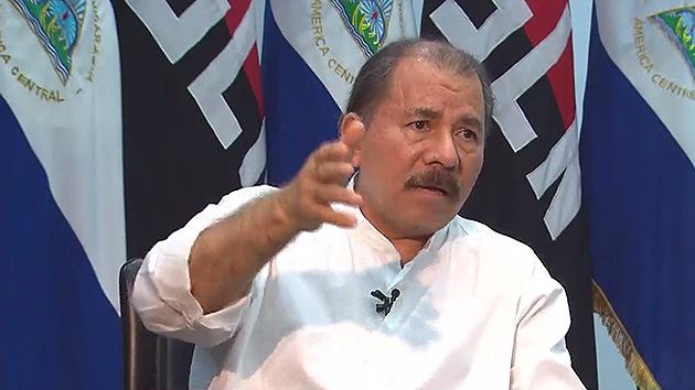 """Daniel Ortega a RT: """"El mundo se enfrenta a una dictadura del capitalismo global"""""""