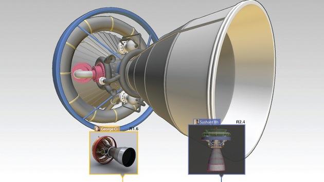 Video: Cohetes impresos en 3D volarán al espacio