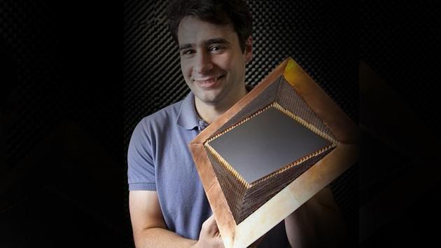 Alcançar primeiro fazer um objeto completamente invisível
