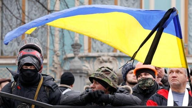 Cancillería rusa pide no acusar a Rusia de los sucesos en Ucrania