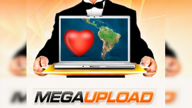 Megaupload y Latinoamérica: amantes fieles
