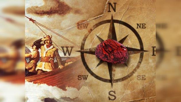 El 'GPS de piedra' de los antiguos vikingos