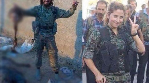 ¿Viva o muerta? El destino de la icónica soldado kurda se envuelve en más misterio
