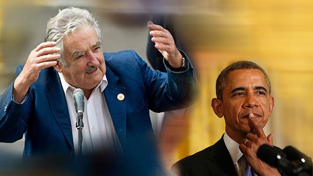 """Mujica dice que explicará a Obama los """"gruesos errores"""" de los países ricos"""