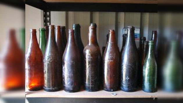 """La cerveza más antigua del mundo """"es espumosa y sabe bien"""""""