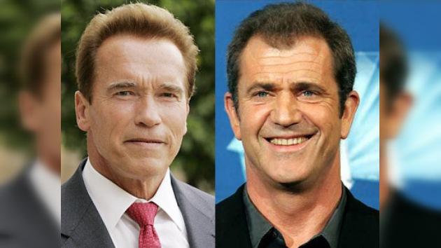 Schwarzenegger compara a Mel Gibson con BP