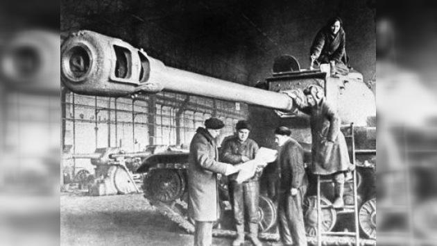 Tanques soviéticos pesados más destacados en la guerra de 1941-1945