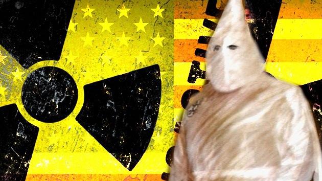 EE.UU.: Miembro del Ku Klux Klan preparaba un arma radiactiva montada en un camión